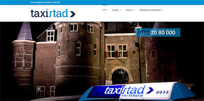 Busyasabee-taxistad-website